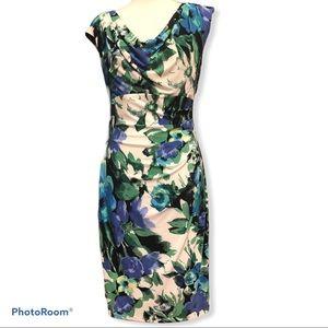 Lauren Ralph Lauren | Floral Stretch Dress